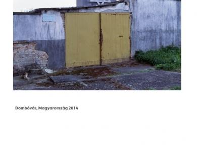 Alpern Bernadett Anna: Dombovár (részlet a Used Stones című sorozatból), 2014