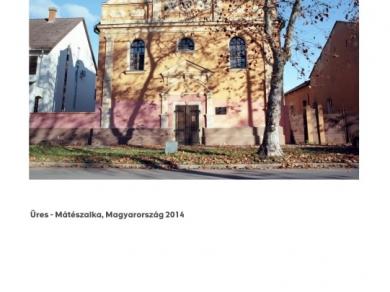 Alpern Bernadett Anna: Üres - Mátészalka (részlet a Used Stones című sorozatból), 2014
