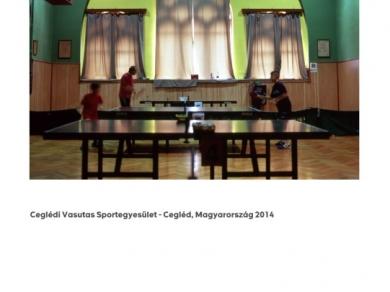 Alpern Bernadett Anna: Ceglédi Vasutas Sportegyesület - Cegléd (részlet a Used Stones című sorozatból), 2014