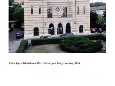Alpern Bernadett Anna: Bajor Ágost Művelődési Ház - Esztergom (részlet a Used Stones című sorozatból), 2014