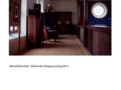 Alpern Bernadett Anna: Művelődési Ház - Mezőcsát (részlet a Used Stones című sorozatból), 2014