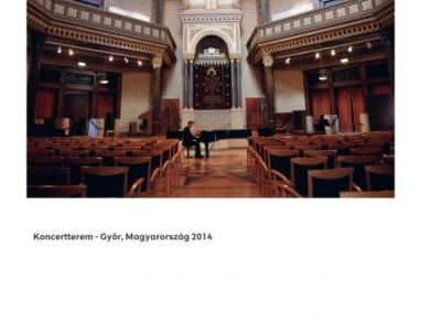 Alpern Bernadett Anna: Koncertterem - Győr (részlet a Used Stones című sorozatból), 2014