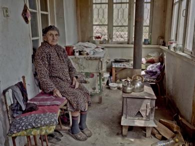 Bácsi Róbert László: Cím nélkül (részlet Az örmény Karabah című sorozatból)