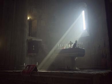 Bácsi Róbert László: Gandzaszar. Az örmények vették fel Európában először a kereszténységet, saját pápájuk elnevezése katolikosz. (részlet Az örmény Karabah című sorozatból)