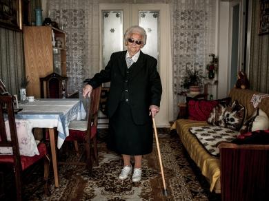 Bielik István: Az utolsó mesélők (részlet a sorozatból, 2018)