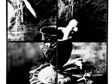 Drégely Imre: Kehely 1-4, 1994.