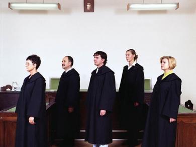 Fabricius Anna: Bírák, 2007.
