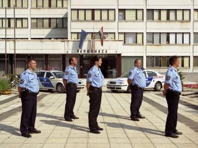 Fabricius Anna: Rendőrök, 2007.