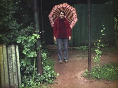 Hernád Géza: Cím nélkül (részlet a Lipótmező című sorozatból), 2009.