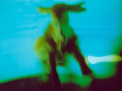 Illés Barna: Akvamarin No.3., 2000.