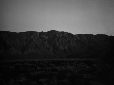 Dusk in the desert | San Pedro – Torreon, Mexico, 2016