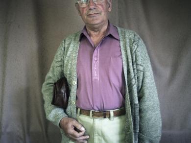 Kovalovszky Dániel: Cím nélkül (részlet az Emlékgyár című sorozatból), 2007-2010.