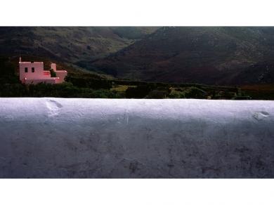 Pecsics Mária: Cabo da Roca, (részlet a Táj elemei című sorozatból), Portugália, 2008.