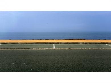 Pecsics Mária: Cím nélkül, (részlet a Táj elemei című sorozatból), 2008.