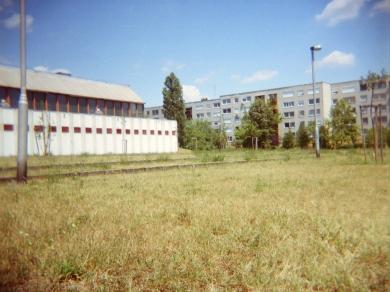 Porkoláb Zsófia: Futópálya, 2008.