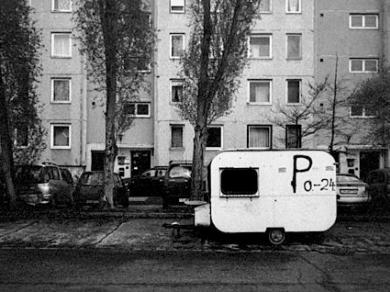 Rajcsányi Artúr: Cím nélkül, (részlet az InFocus - 28 nap múlva című sorozatból), 2007.