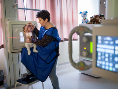 Rostás Bianka: Szív szerinti gyermek, részlet a sorozatból | Child by Heart, from the series, 2018
