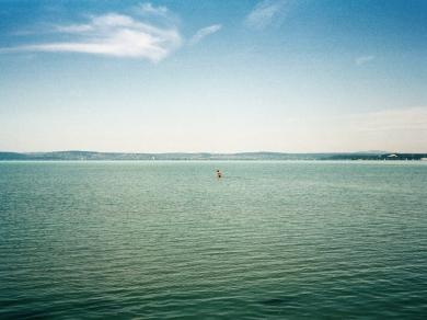 Simon Márk: 03 (részlet a Lacus Pelso - Sekély tó című sorozatból), 2010.