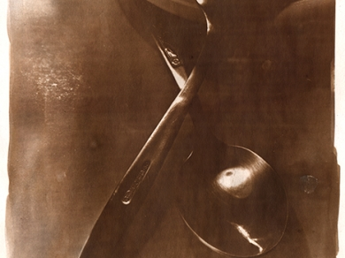 Síró Lajos: Csend-Kép III., 1998.