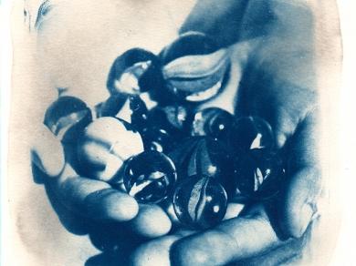Síró Lajos: Kéz-Kép II., 1998.