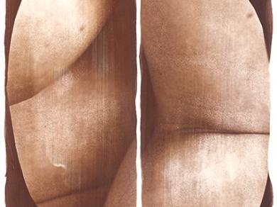 Síró Lajos: Test-Kép VII., 1998.