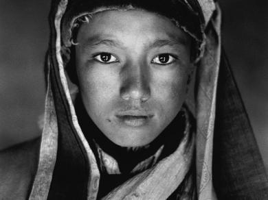 Szabó Zoltán: Cím nélkül, (részlet a Tibeti évszakok című sorozatból), 1998.