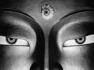 Szabó Zoltán: Cím nélkül (részlet a Tibeti évszakok című sorozatból), 1998.