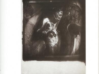 Telegdy Zoltán: II., (részlet a Napló című sorozatból), 1995.