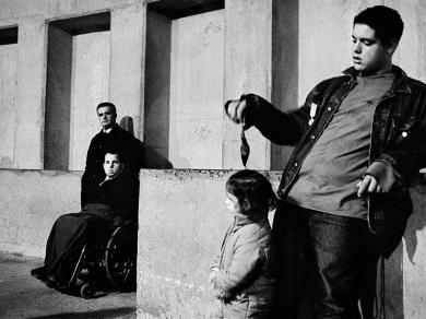 Vancsó Zoltán: Fatima, Portugal, 2003.