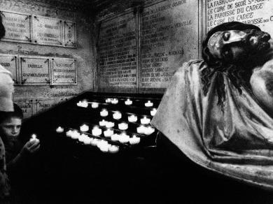 Vancsó Zoltán: Lourdes, Franciaország, 2003.